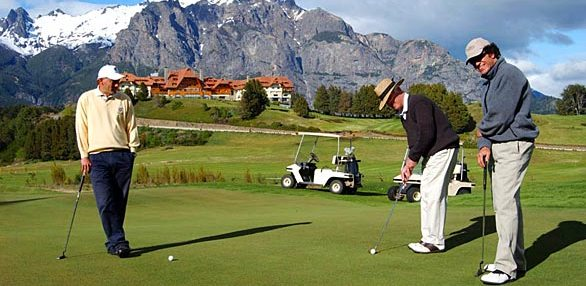 golf in Bariloche